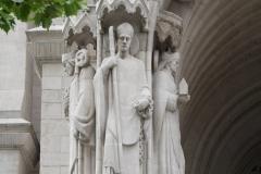 Brussel-O.L.Vrouw-van-Lakenkerk-Heiligenbeelden-1