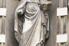 Brussel-Sint-Katelijnekerk-Heiligenbeeld-2