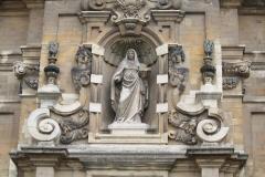 Brussel-Sint-Katelijnekerk-Heiligenbeeld