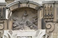 Brussel-Sint-Katelijnekerk-Reliëf-Getsemane
