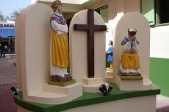 St.-Maarten-Philipsburg-Beeld-Our-Lady-Of-La-Salette-2