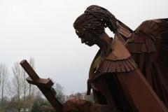 Hoogerheijde-RK-Kerk-OLV-Hemelvaart-Monument-begraafplaats-2