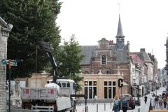 Sint-Truiden-042-Straatgezicht-met-St-Maartenkerk