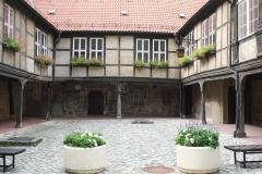 Harz-Quedlinburg-044-Stiftskirche-St.-Servatii-Binnenplaats