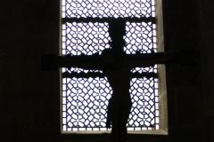Harz-Quedlinburg-060-Stiftskirche-St.-Servatii-Glas-in-loodraam