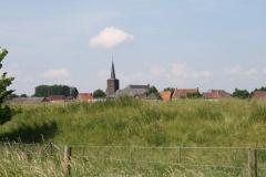 Geulle-Uitzicht-op-Sint-Niklaaskerk-Uikhoven-1