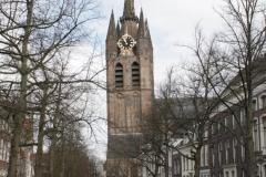 Delft-Oude-Delft-met-Oude-Kerk