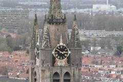 Delft-Uitzicht-op-Oude-Kerk-vanaf-de-Nieuwe-Kerk-1