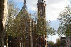 Groningen-Rademarkt-met-Sint-Jozefkathedraal-1