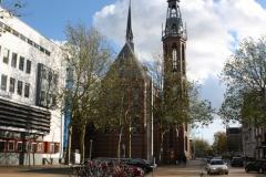 Groningen-Rademarkt-met-Sint-Jozefkathedraal-2