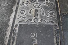 Haarlem-St-Bavokerk-Grafsteen
