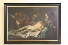 Sint-Jakobkerk-Schilderij-van-de-graflegging-van-Christus