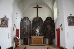Kitzbühel-004-Kerk-Zijaltaar