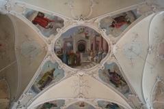 Kitzbühel-025-Stadtpfarrkirche-St-Andreas-Plafondschildering