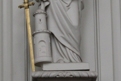 Sint-Truiden-Minderbroederskerk-005-Beeld-H.-Barbara