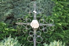 Bunde-Metalen-wegkruis-bij-Prinses-Christinalaan-1