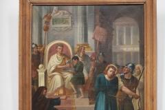 Sint-Truiden-Minderbroederskerk-022-Kruiswegstatie-I