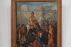 Sint-Truiden-Minderbroederskerk-027-Kruiswegstatie-III