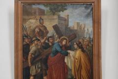 Sint-Truiden-Minderbroederskerk-030-Kruiswegstatie-VI