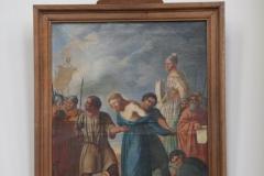 Sint-Truiden-Minderbroederskerk-036-Kruiswegstatie-X