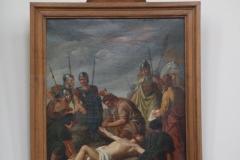 Sint-Truiden-Minderbroederskerk-037-Kruiswegstatie-XI