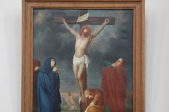 Sint-Truiden-Minderbroederskerk-038-Kruiswegstatie-XII