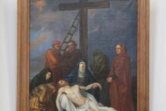 Sint-Truiden-Minderbroederskerk-039-Kruiswegstatie-XIII