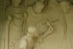 Museum-Vaals-Kruiswegstatie-11-detail-1