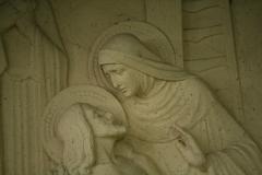 Museum-Vaals-Kruiswegstatie-13-detail