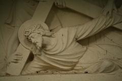 Museum-Vaals-Kruiswegstatie-9-detail