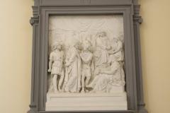 Brussel-Sint-Jakobkerk-Kruiswegstatie-1