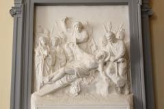 Brussel-Sint-Jakobkerk-Kruiswegstatie-11