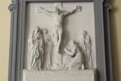 Brussel-Sint-Jakobkerk-Kruiswegstatie-12