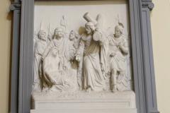 Brussel-Sint-Jakobkerk-Kruiswegstatie-4