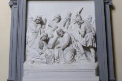 Brussel-Sint-Jakobkerk-Kruiswegstatie-6