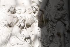 Brussel-Sint-Jakobkerk-Kruiswegstatie-8-2