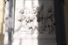 Brussel-Sint-Jakobkerk-Kruiswegstatie-8