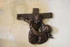 Houthem-St-Gerlach-Sint-Gerlachuskerk-Kruiswegstatie-13