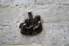 Houthem-St-Gerlach-Sint-Gerlachuskerk-Kruiswegstatie-5