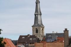 Sint-Truiden-033-Stadsgezicht-met-toren-St-Maartenkerk