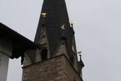 Kitzbühel-054-Katherinenkirche-Toren-met-uurwerk