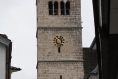 Zell-am-See-004-Kirche-Zum-Hl.-Hippolyt-met-uurwerk