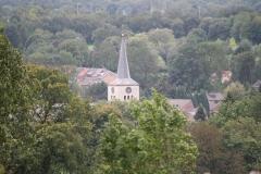 Simpelveld-083-Dorpsgezicht-met-Sint-Remigiuskerk