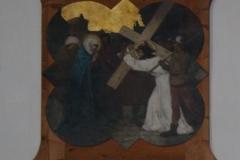 Zell-am-See-011-Kirche-Zum-Hl.-Hippolyt-Kruiswegstatie-IV