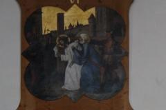 Zell-am-See-013-Kirche-Zum-Hl.-Hippolyt-Kruiswegstatie-VI