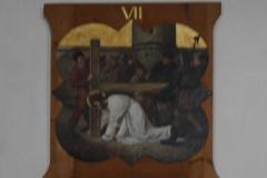 Zell-am-See-014-Kirche-Zum-Hl.-Hippolyt-Kruiswegstatie-VII