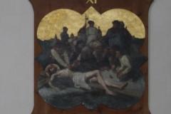 Zell-am-See-018-Kirche-Zum-Hl.-Hippolyt-Kruiswegstatie-XI