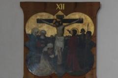 Zell-am-See-019-Kirche-Zum-Hl.-Hippolyt-Kruiswegstatie-XII
